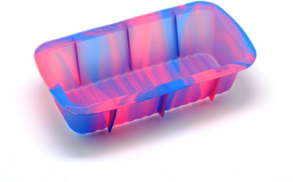 Форма для выпечки Atlantis Каравай, 26,8 х 14 х 6,5 см. SC-BK-005M-GSC-BK-005M-GФорма для выпечки силиконовая Atlantis— это отличная форма для выпекания пирога, которая сделана из пищевого силикона. Посуда идеально подходит для выпекания различной выпечки, ведь форма предотвращает тесто от «вытекания», при этом, предоставляя возможность с легкостью извлечь готовую выпечку и получить на ней красивый рисунок. Пищевой силикон абсолютно безопасен и не вступает в реакцию с продуктами, а так же не влияет на запах и вкус готового изделия.