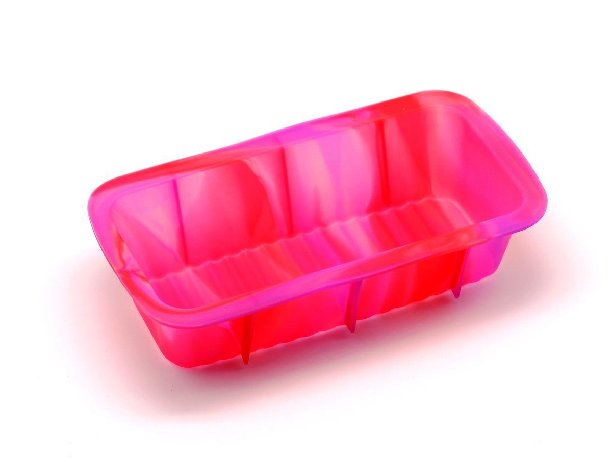Форма для выпечки Atlantis Каравай, 26,8 х 14 х 6,5 см. SC-BK-005M-KSC-BK-005M-KФорма для выпечки силиконовая Atlantis - это отличная форма для выпекания пирога, которая сделана из пищевого силикона. Посуда идеально подходит для выпекания различной выпечки, ведь форма предотвращает тесто от вытекания, при этом, предоставляя возможность с легкостью извлечь готовую выпечку и получить на ней красивый рисунок. Пищевой силикон абсолютно безопасен и не вступает в реакцию с продуктами, а так же не влияет на запах и вкус готового изделия.