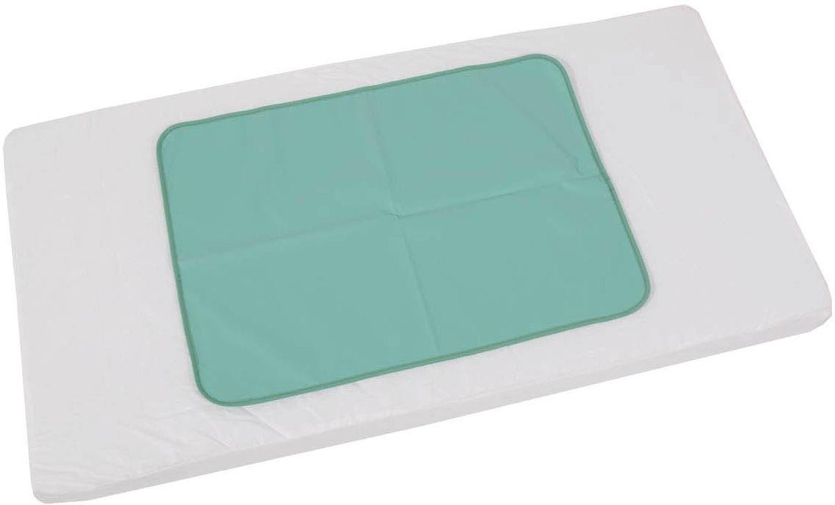 Фея Клеенка подкладная цвет зеленый 48 х 68 см