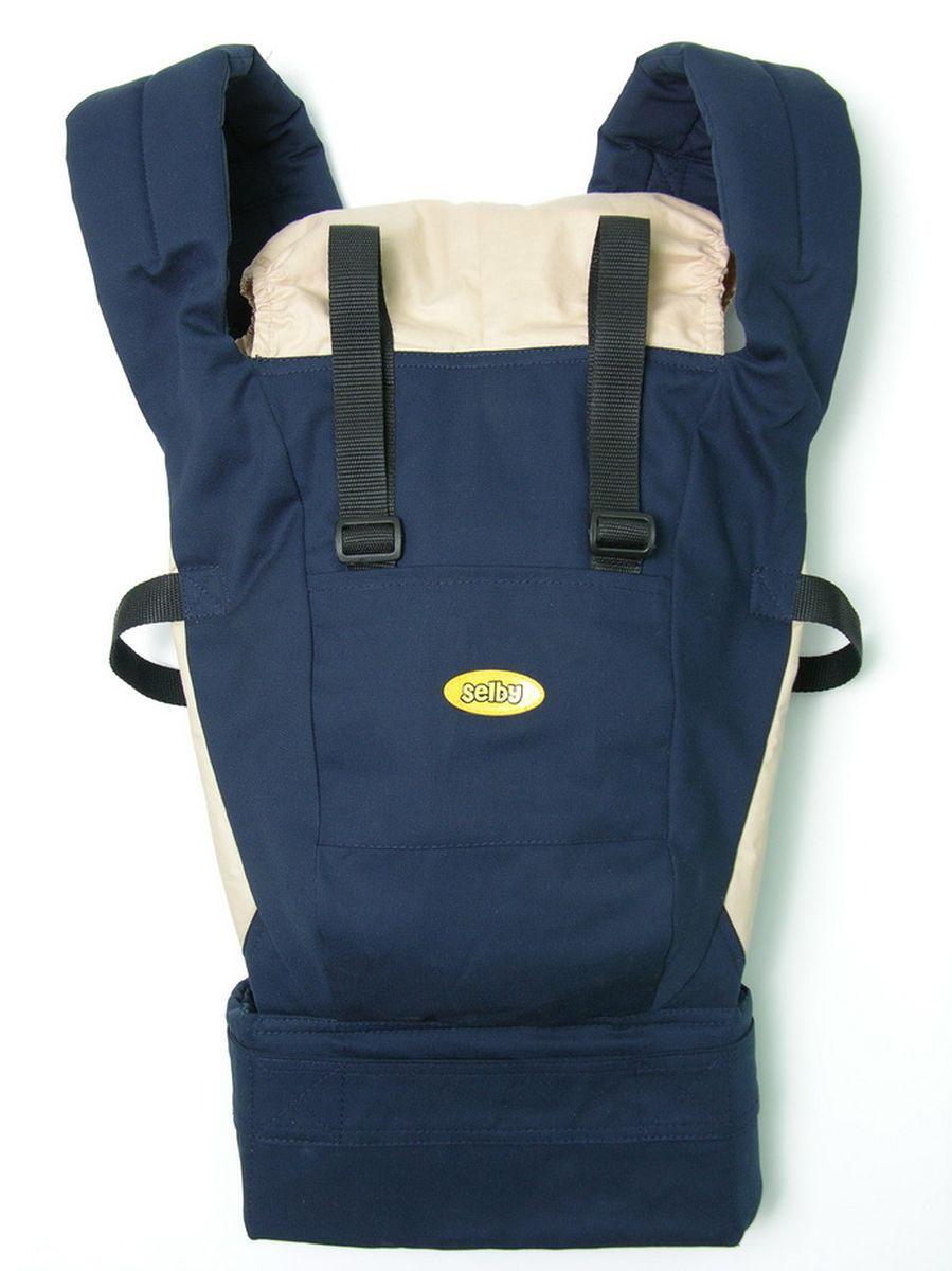 Selby Рюкзак-кенгуру Freedom цвет синий selby стульчик для кормления цвет белый зеленый 827378