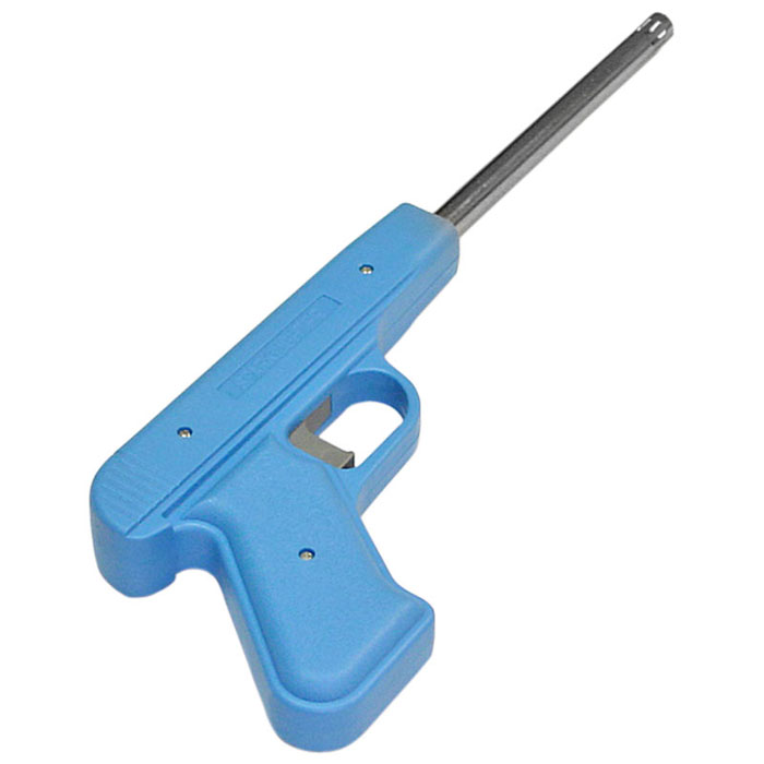 Energy JZDD-17-LBL, Blue пьезозажигалка