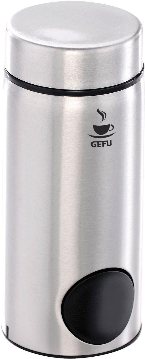 Диспенсер для заменителя сахара Gefu Фина16130Современный дозатор заменителей сахара Gefu Фина позволяет добиться идеального вкуса напитков. Сахарозаменитель порционируется нажатием кнопки. Выполнен из нержавеющей стали и пластика.