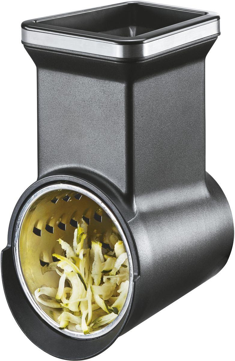 Терка роторная Gefu Трансформа, для мясорубки19030Роторная терка предназначена для мясорубки. С помощью этой многофункциональной насадкой вы сможете быстро измельчить овощи, фрукты, пармезан или другие твёрдые сыры.