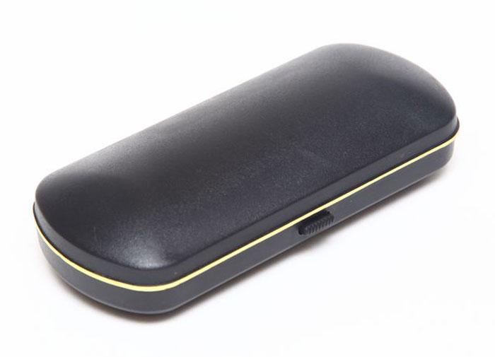 Proffi Home Футляр для очков Fabia Monti, цвет: синийPH6734Футляр для очков сочетает в себе две основные функции: он защищает очки от механического воздействия и служит стильным аксессуаром, играющим эстетическую роль.