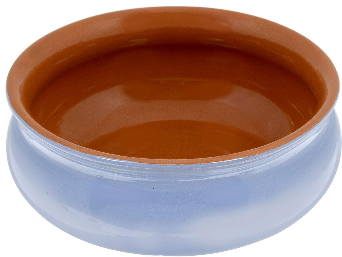 Тарелка глубокая Борисовская керамика Скифская, цвет: голубой, коричневый, 500 мл10287BГлубокая тарелка Борисовская керамика Скифскаявыполнена из керамики. Такая тарелка подчеркнет прекрасный вкус хозяйки истанет отличным подарком.Можно использовать в духовке и микроволновой печи.Диаметр тарелки (по верхнему краю): 14 см.