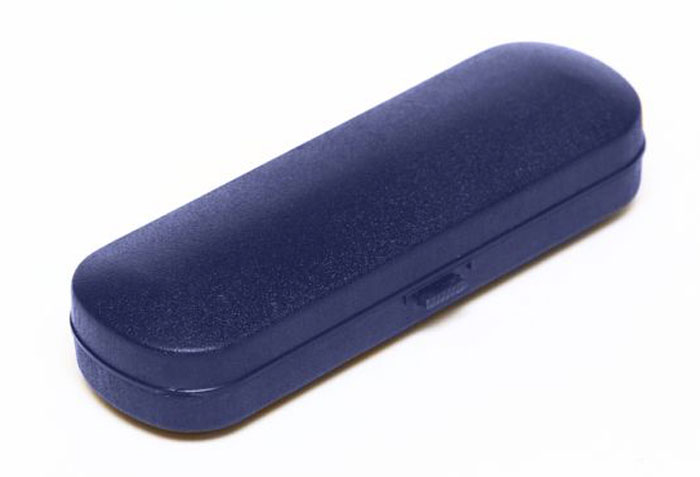 Proffi Home Футляр для очков Fabia Monti, цвет: синий
