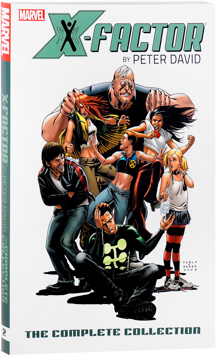 X-Factor: The Complete Collection: Volume 2 samson rh600