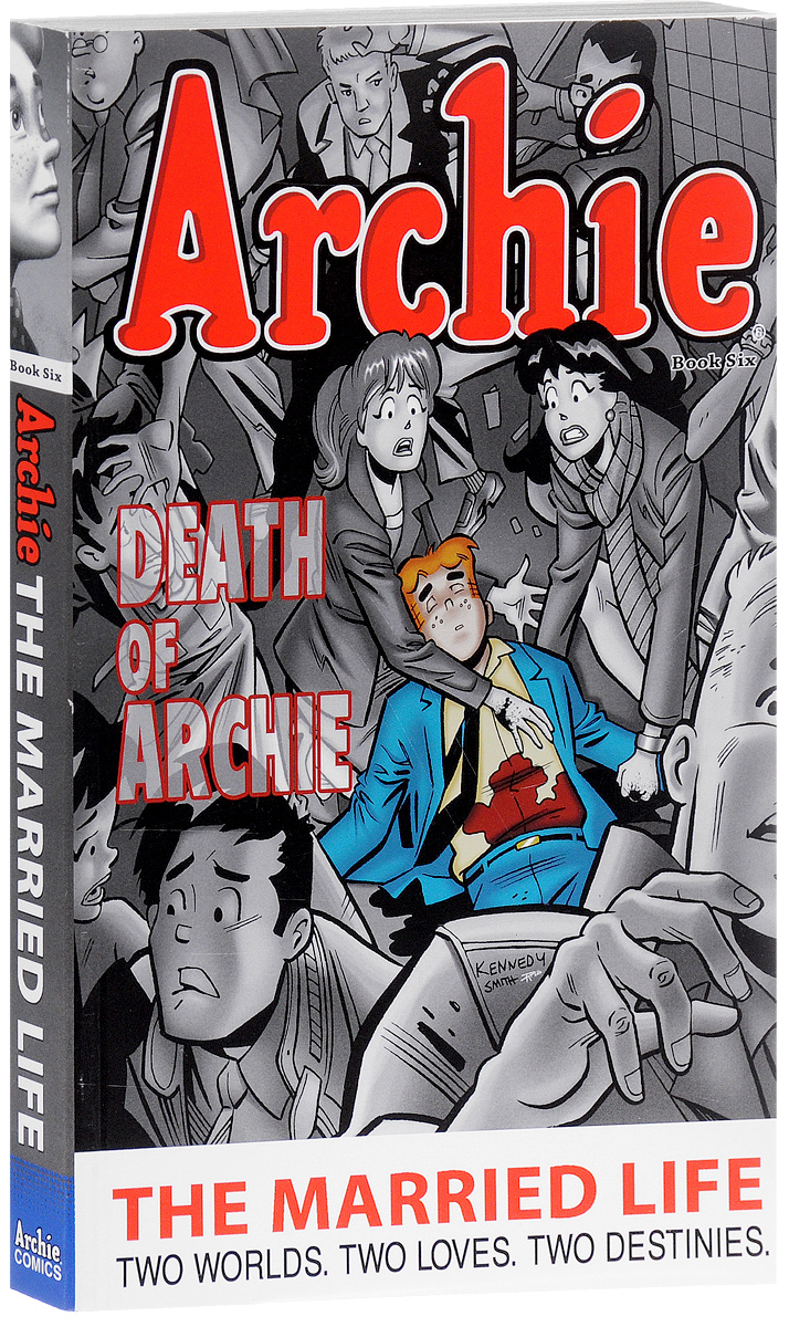 Archie: The Married Life: Two Worlds. Two Love. To Destinies: Book 6 herbert george wells the war of the worlds
