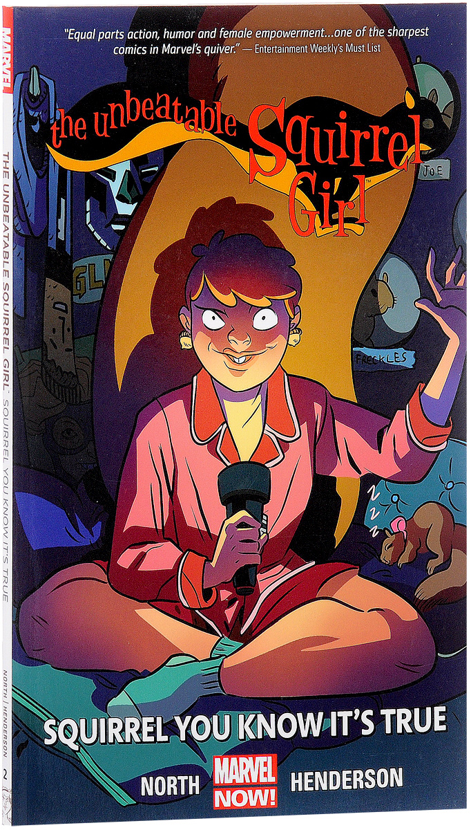 The Unbeatable Squirrel Girl: Volume 2: Squirrel You Know It's True the squirrel mother