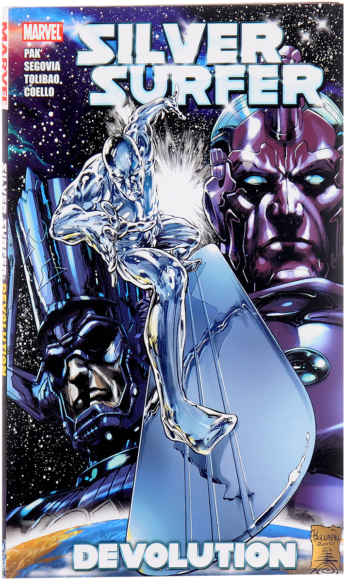 Silver Surfer: Devolution the silver chair