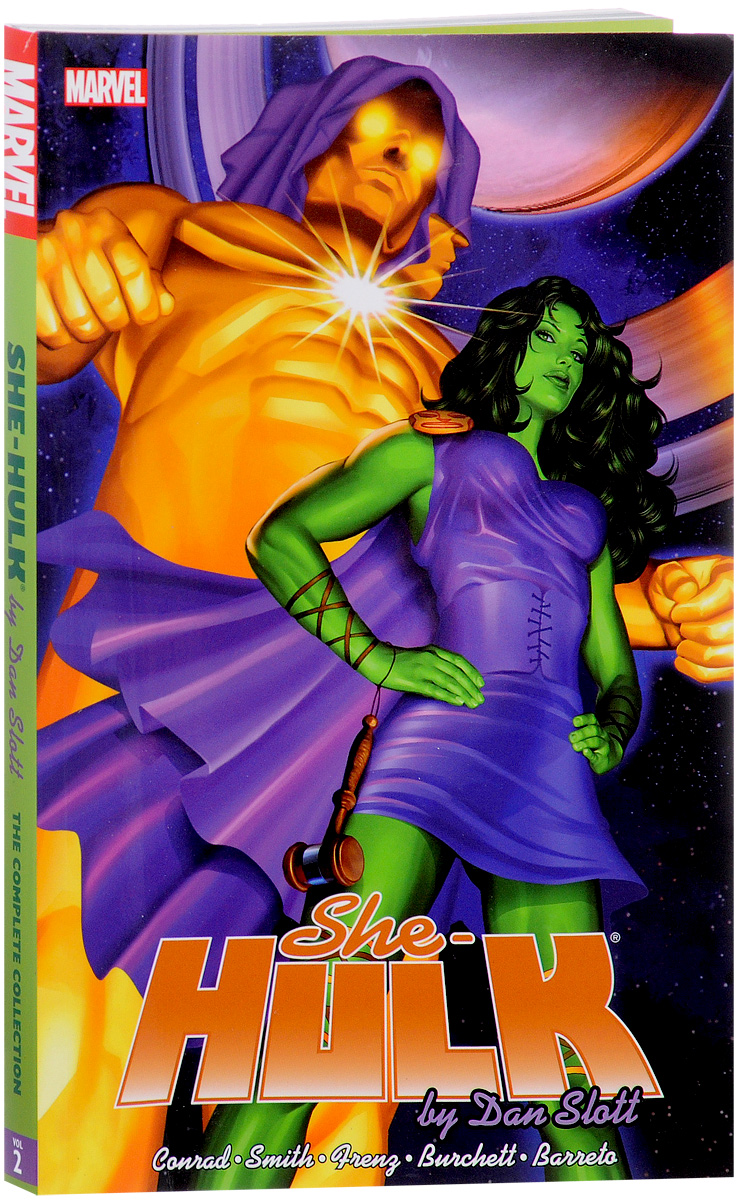 She-Hulk: The Complete Collection: Volume 2 she hulk volume 1 law and disorder