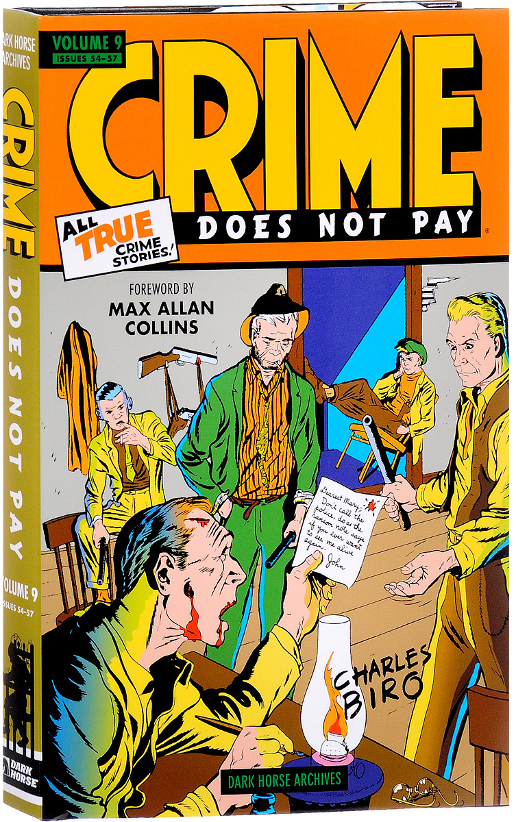 Crime Does Not Pay Archives: Volume 9