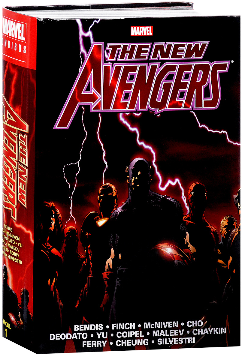 The New Avengers Omnibus: Volume 1 avengers disassembled page 6