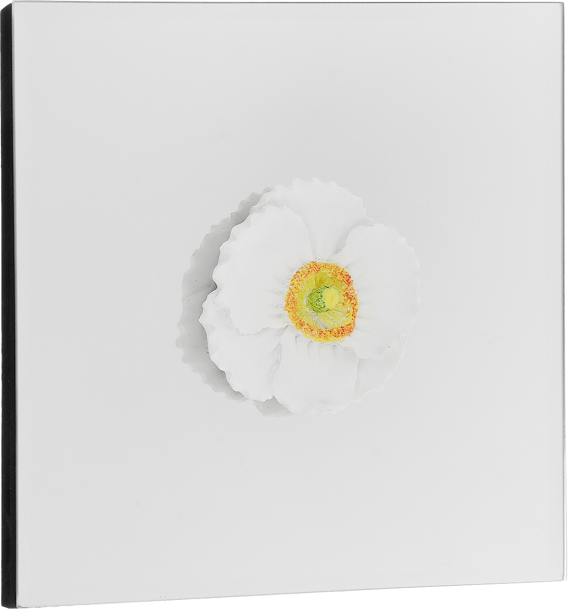 Украшение декоративное Феникс-Презент Цветок, настенное, 24 x 24 x 3 см феникс презент украшение варежка 14 см