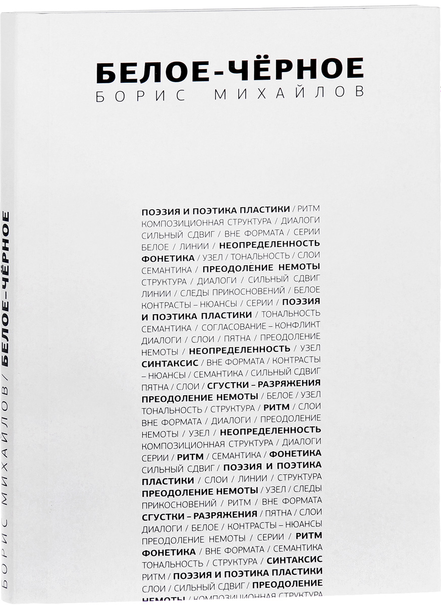 Борис Михайлов Белое-Черное