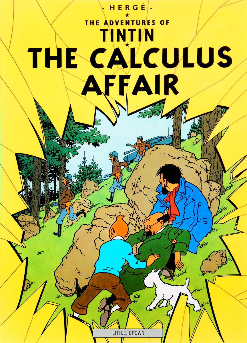 The Adventures of Tintin: The Calculus Affair the mysterious affair at castaway house