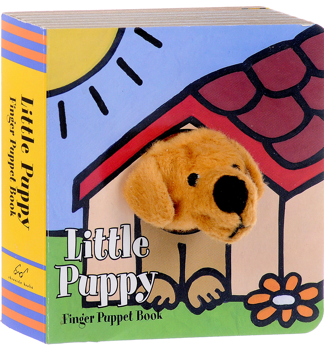 Little Puppy: Finger Puppet Book (книжка-игрушка) fly–fishing with children – a guide for parents page 6