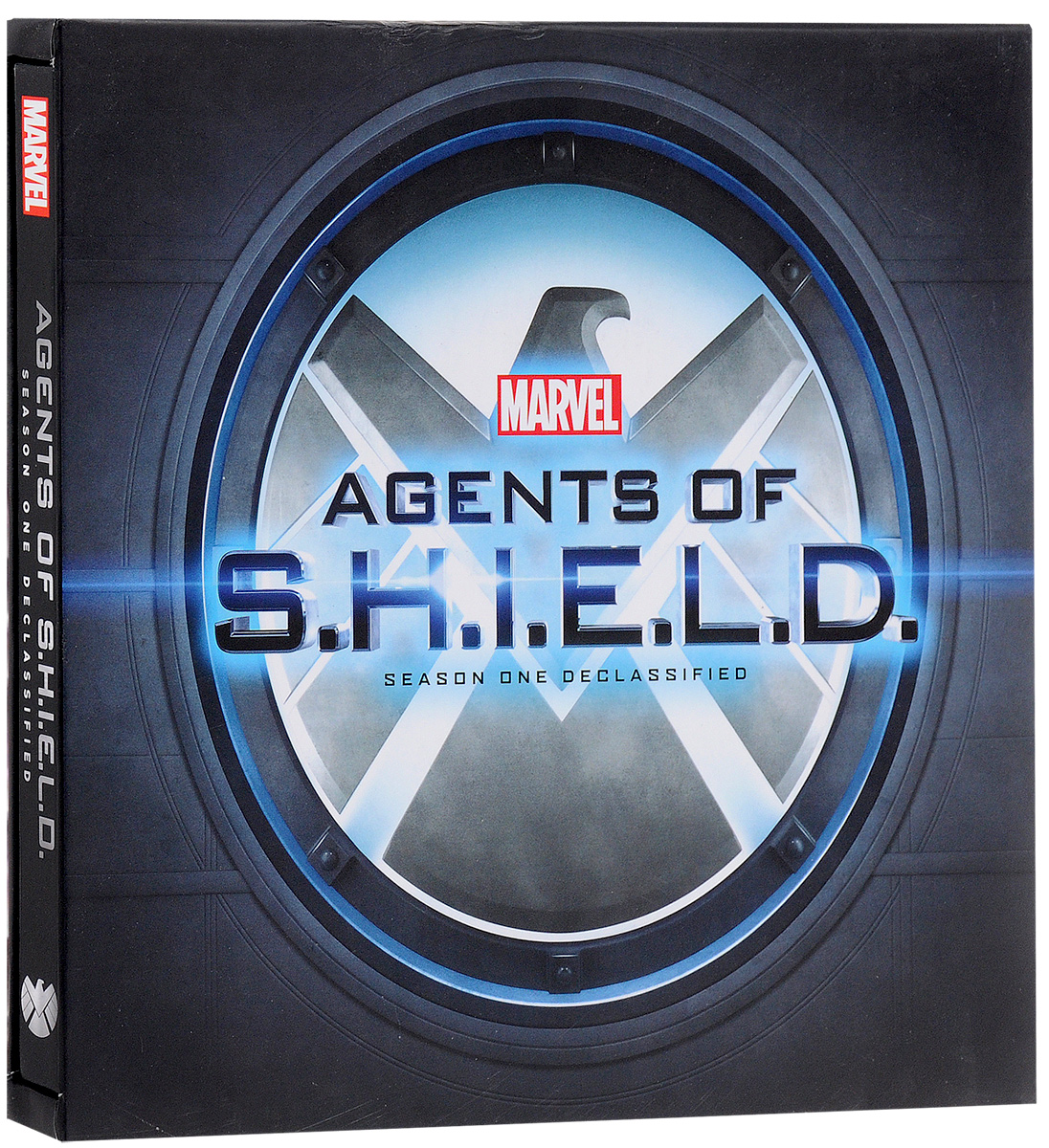 Marvels Agents of S.H.I.E.L.D.: Season One Declassified