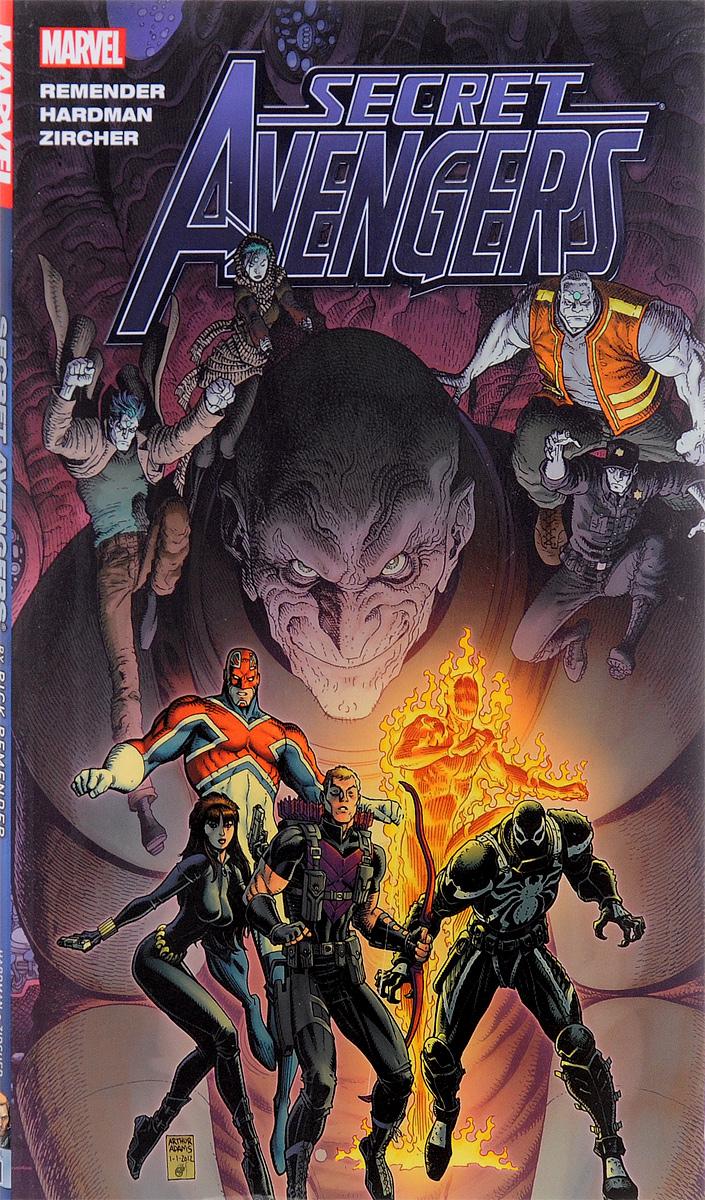 Secret Avengers: Volume 1 uncanny avengers volume 1 counter evolutionary