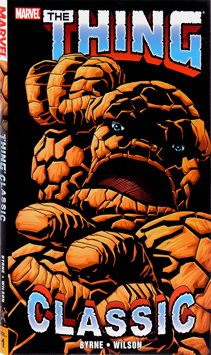 The Thing Classic: Volume 1 uncanny inhumans volume 1