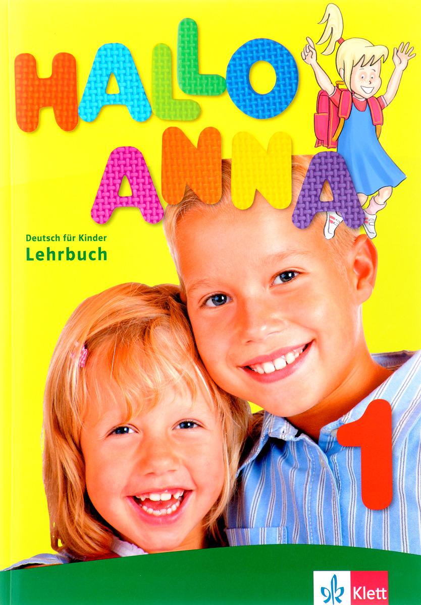 Hallo Anna 1. Lehrbuch (+ 2 CD) цена 2017