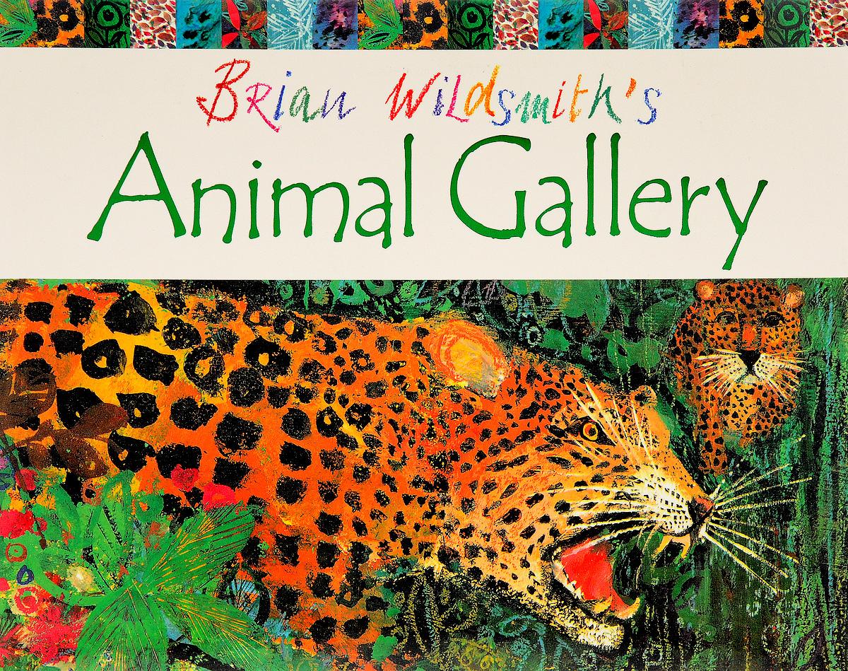 Animal Gallery italian visual phrase book
