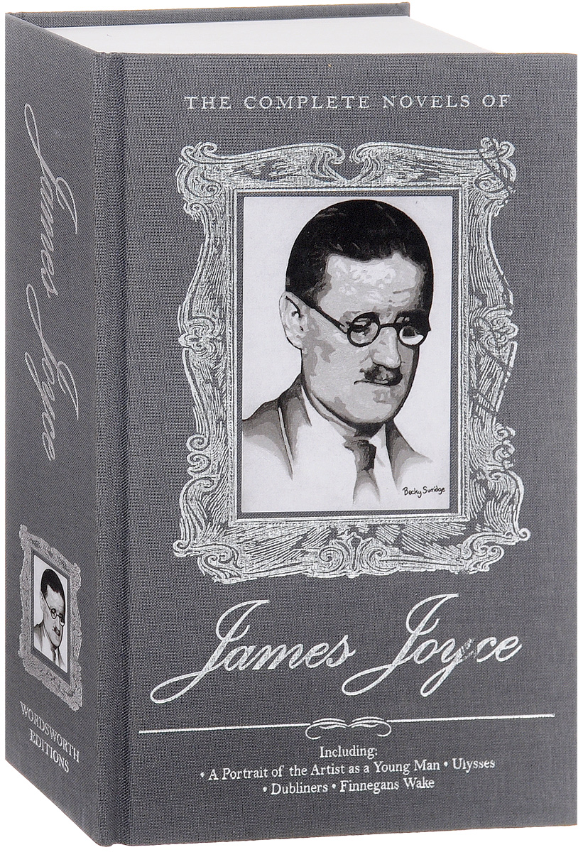The Complete Novels of James Joyce a portrait of the artist as a young man