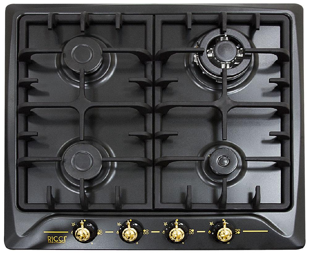Ricci RGN-630BL, Black варочная панель - Варочные панели