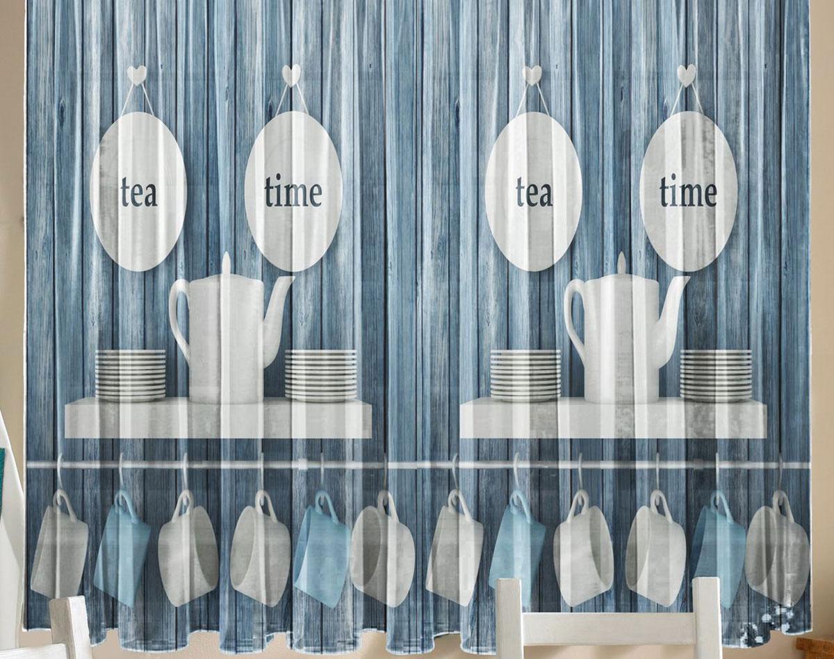 Комплект фототюлей для кухни Zlata Korunka Завтрак, на ленте, высота 160 см21281Фототюль - это новинка в мире фотоштор. Для производства используется шифоновая ткань высочайшего качества. В комплект входят 2 полотна (каждое - шириной 145 см х высотой 160 см), соединенных по верху одной шторной лентой.Рекомендации по уходу: бережная стирка при 30°С, деликатный отжим, отбеливание запрещено. Оттенок изделия может отличаться от представленного на сайте в силу особенностей цветопередачи фототехники и вашего монитора.