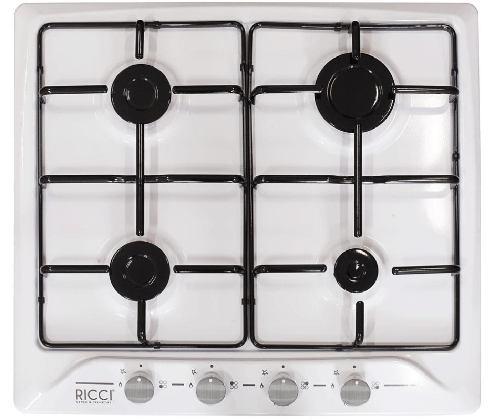Ricci RGN-610WH, White варочная панель - Варочные панели