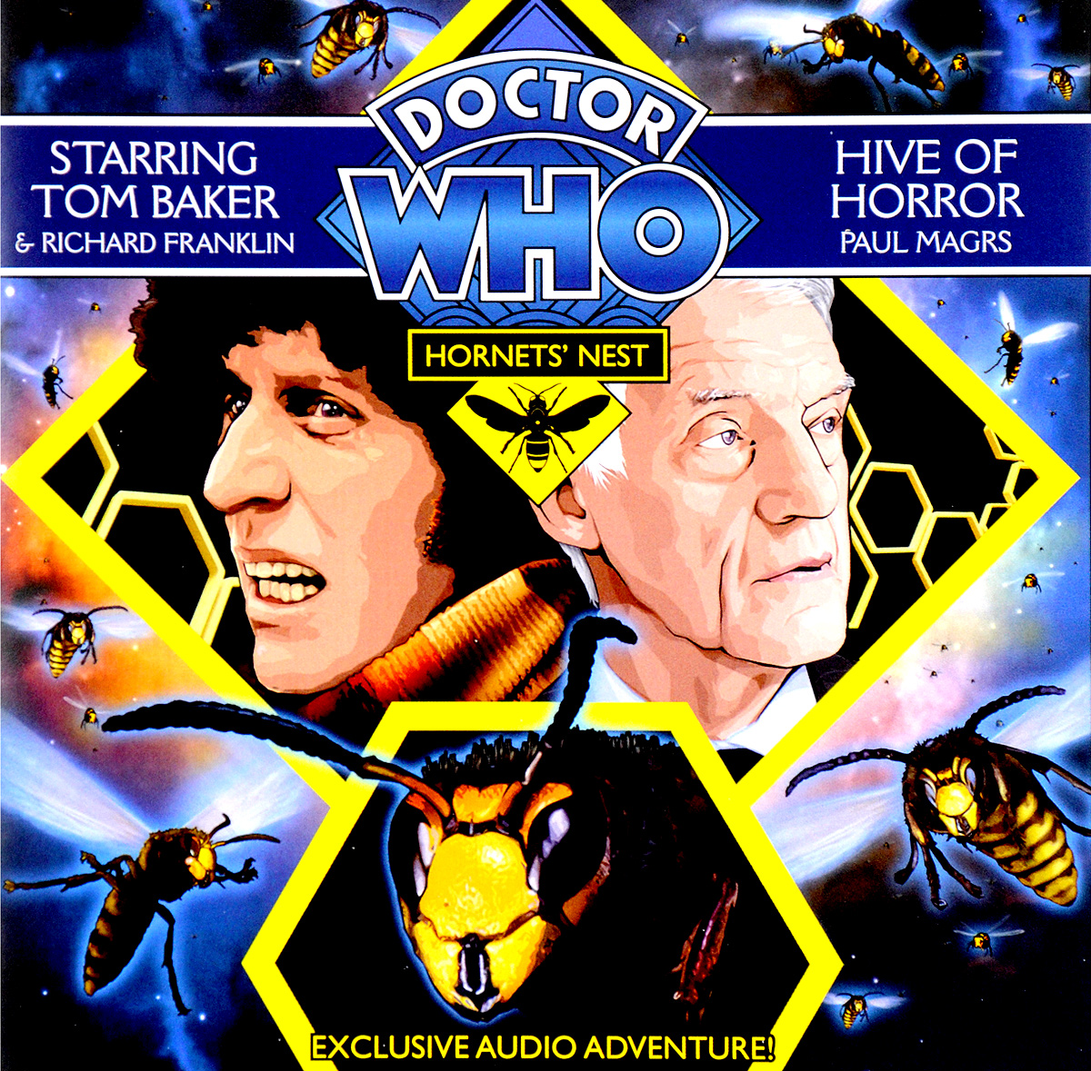 Doctor Who Hornets' Nest 5 - Hive Of Horror magrs paul doctor who hornets nest 5 hive of horror