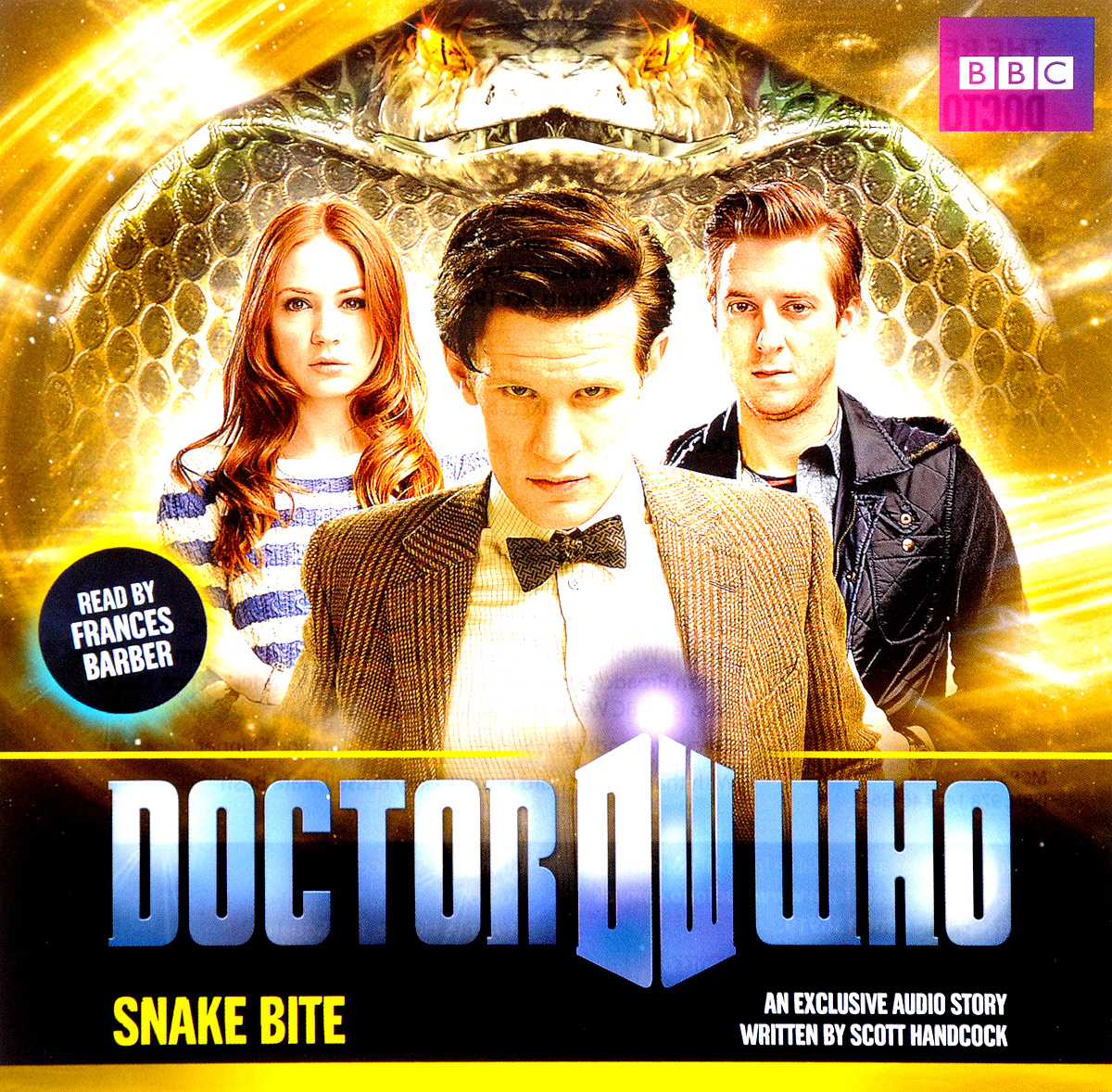 Doctor Who  Snake Bite (11th Doctor Audio Original) doctor who corpse marker monster collection ed