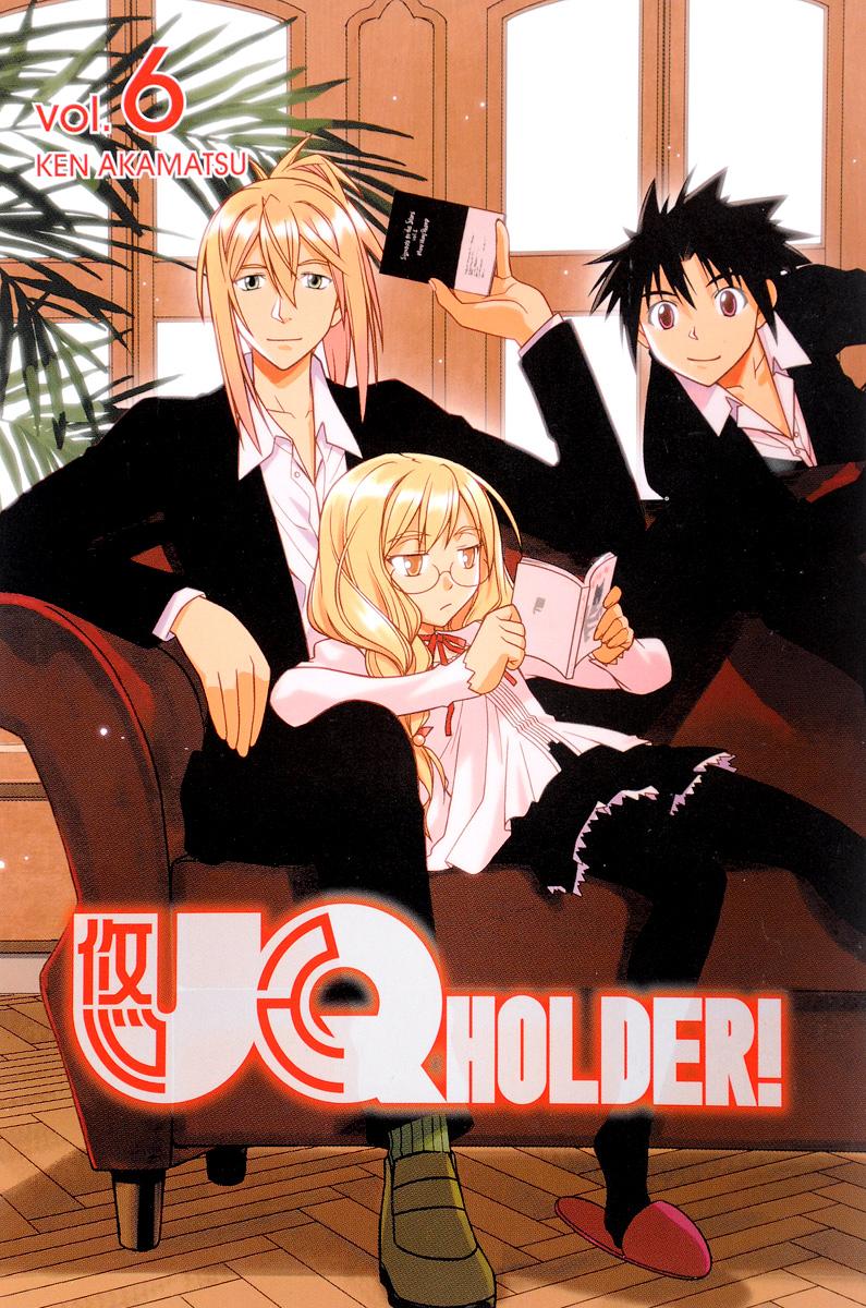 UQ Holder: Volume 6