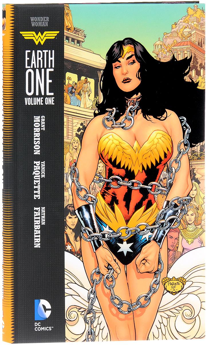 цены на Wonder Woman: Earth One: Volume 1 в интернет-магазинах