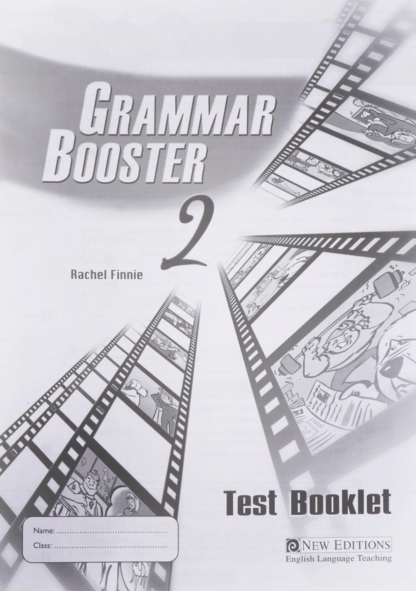 Grammar Booster 2: Teacher's Book