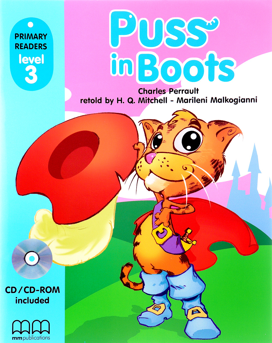 PUuss in Boots: Level 3 (+ CD-ROM) a scandal in bohemia level 3