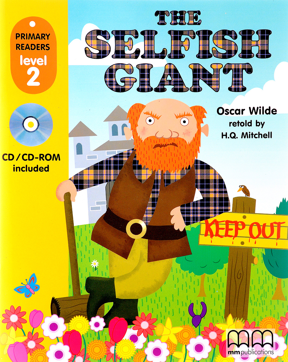 The Selfish Giant: Level 2 (+ CD-ROM)