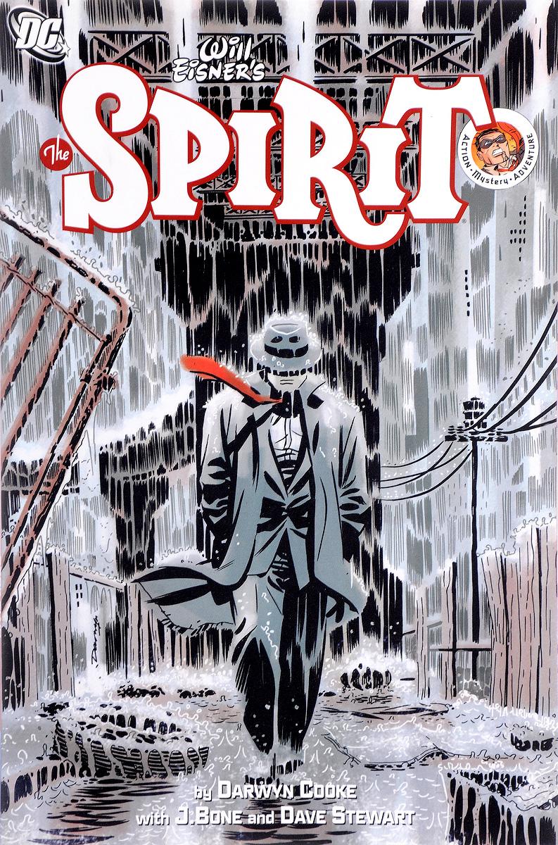 The Spirit: Book 2 dc comics the art of darwyn cooke