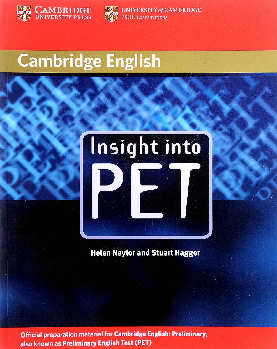 Insight into PET: Student`s Book