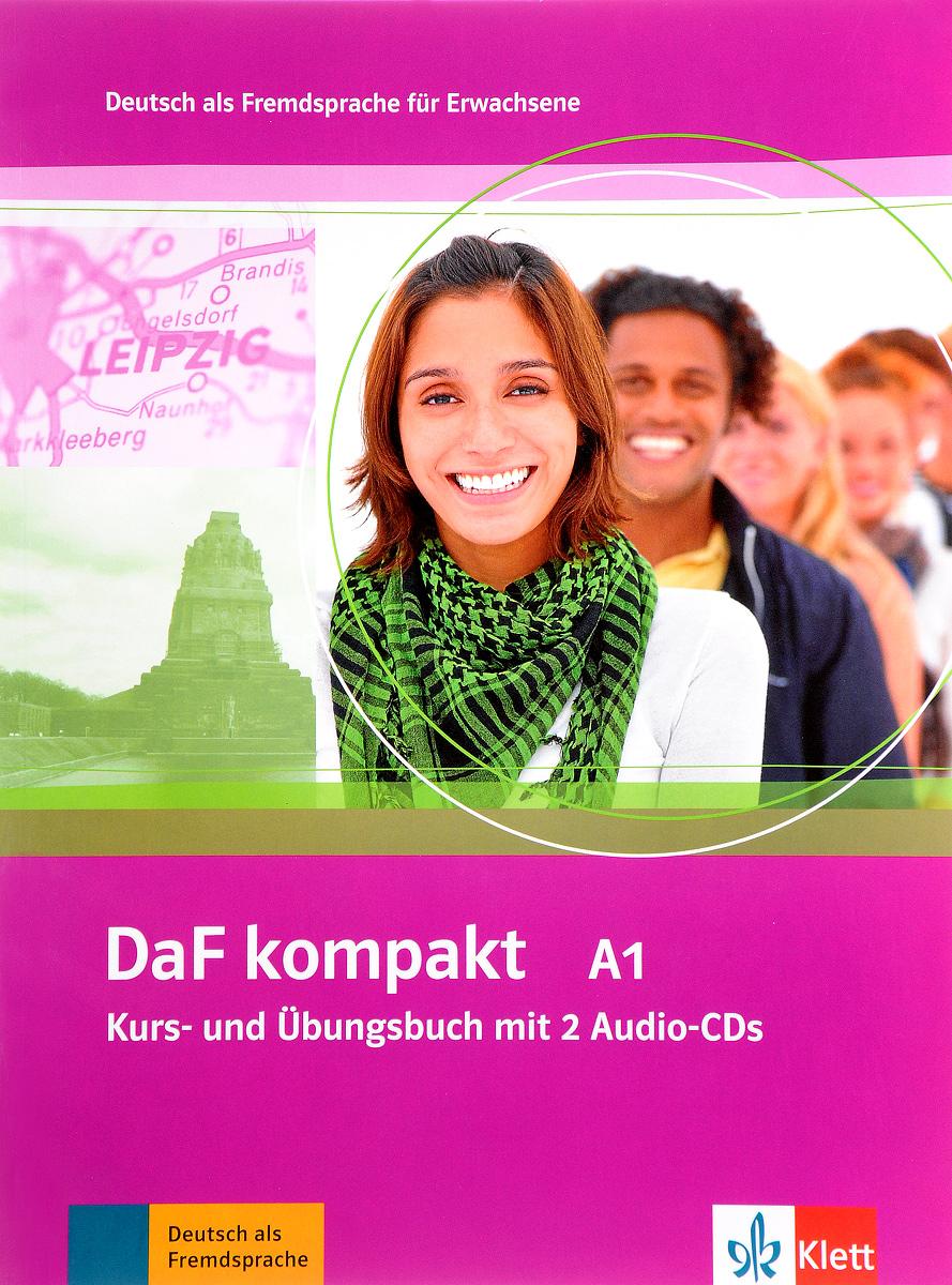 Kurs- und Ubungsbuch A1, m. 2 Audio-CDs kurs