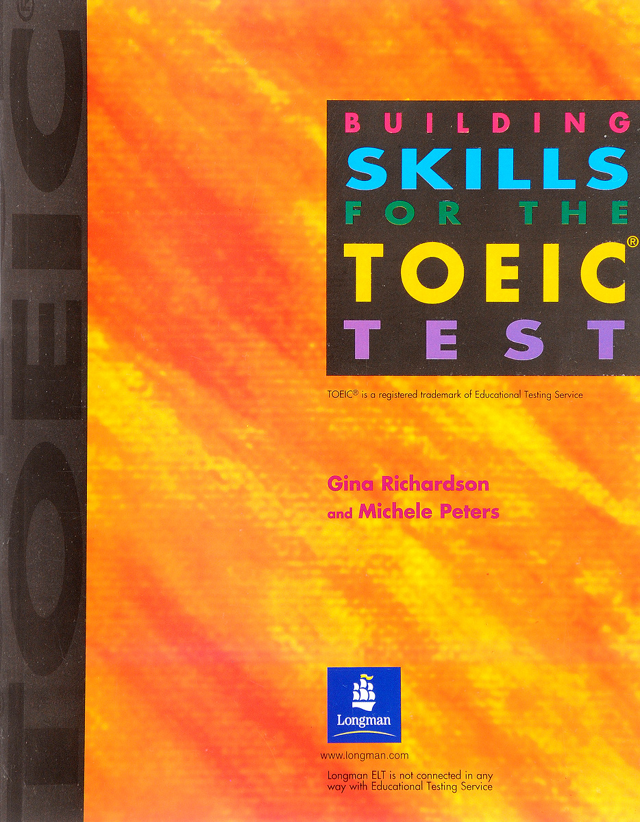 Building Skills for the TOEIC Test check your english vocabulary for toeic
