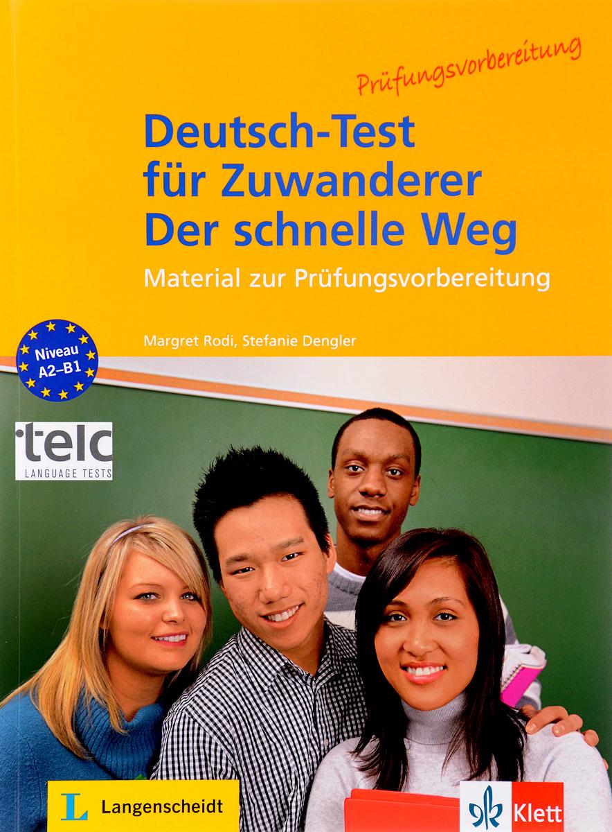 Deutsch-Test fur Zuwanderer - Der schnelle Weg - Testheft mit Audio-CD die rauber leseheft mit audio cd