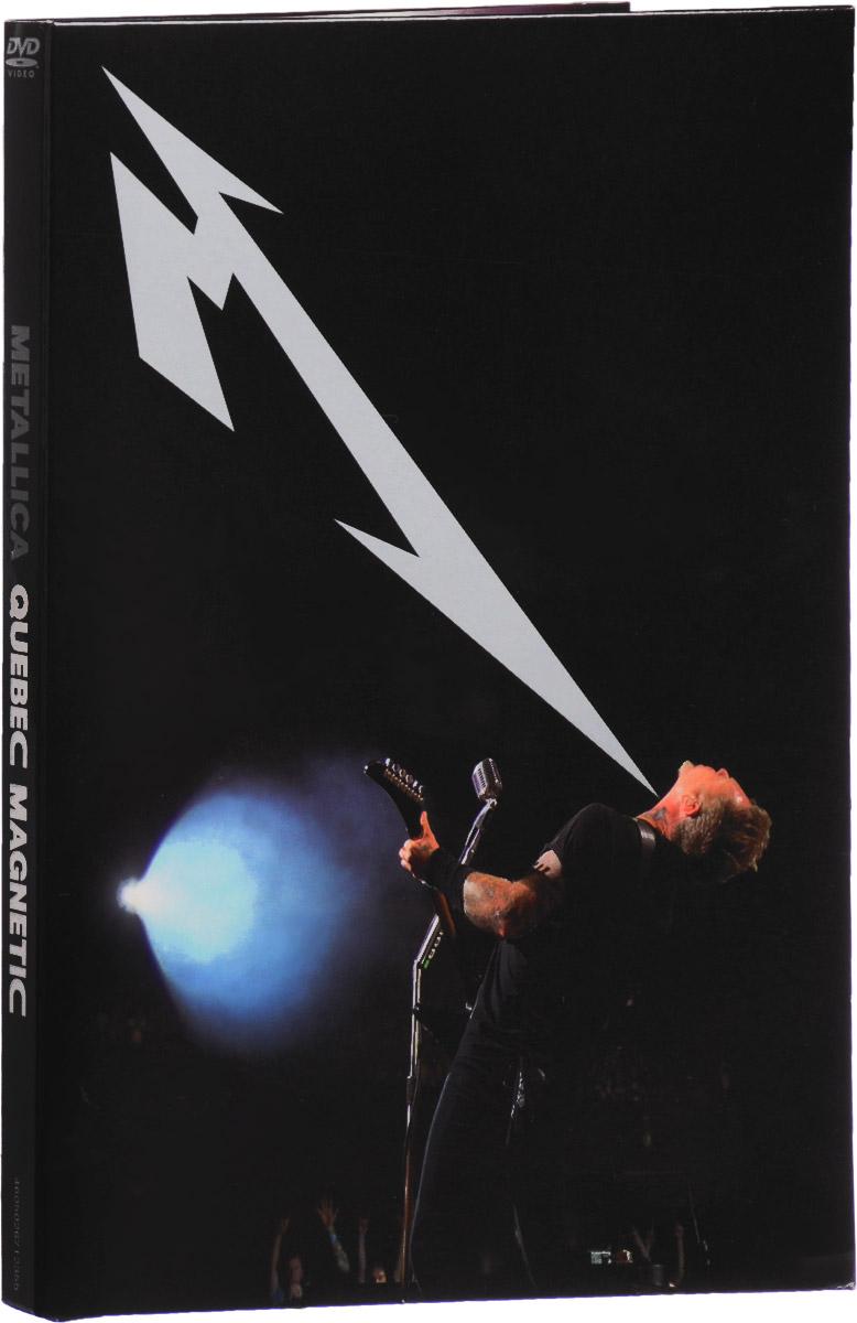 Metallica: Quebec Magnetic (2 DVD) metallica quebec magnetic 2 dvd