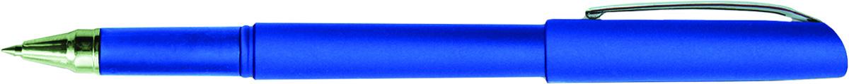 Berlingo Ручка гелевая Silk цвет чернил синийCGp_50152Удобная гелевая ручка Berlingo Silk с мягким колпачком и резиновым гриппом для комфортного письма, препятствует скольжению ручки в пальцах.Качественные чернила обеспечивают четкое и ровное письмо. Ручка имеет игольчатый пишущий узел. Корпус из непрозрачного бархатистого пластика. Цвет корпуса соответствует цвету чернил. Диаметр пишущего узла - 0,5 мм.