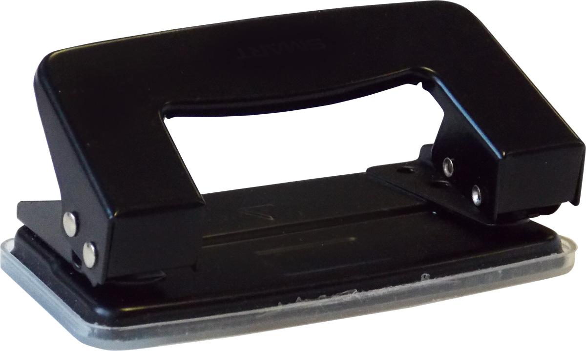 OfficeSpace Дырокол на 10 листов цвет черный кровать с металлическим основанием