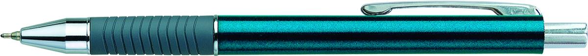 Berlingo Ручка шариковая CS-07 синяяCBm_70402Автоматическая шариковая ручка Berlingo CS-07 с металлическим клипом и мягким резиновым грипом предназначена для комфортного письма.Диаметр пишущего узла - 0,7 мм. Чернила на масляной основе. Цвет чернил - синий.