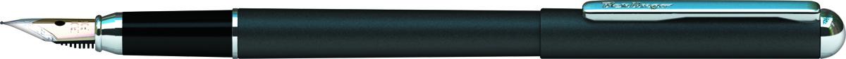 Berlingo Ручка перьевая Silver Prestige цвет корпуса черный