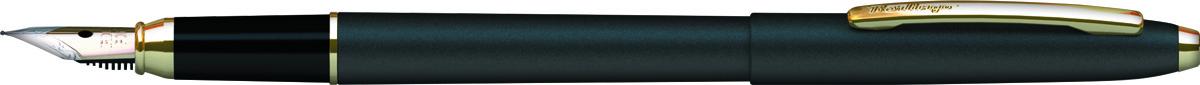 Berlingo Ручка перьевая Golden Prestige цвет корпуса черный золотистыйCPs_82301Перьевая ручка Berlingo Golden Prestige создана для настоящих ценителей классики. Цвет корпуса черный, с позолотой. Оригинальный клип. Изящная гравировка.