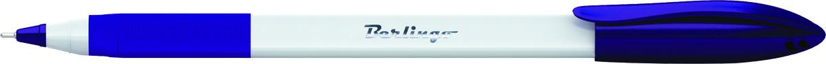 Berlingo Ручка шариковая Triangle Snow Pro цвет синийCBp_70862Одноразовая шариковая ручка Berlingo Triangle Snow Pro с колпачком и пластиковым клипом. Специальный пишущий узел и чернила пониженной вязкости обеспечивают супермягкое письмо. Удобный корпус трёхгранной формы. Вентилируемый колпачок. Рифление в зоне захвата препятствует скольжению пальцев при письме. Цвет корпуса - белоснежный, цвет деталей соответствует цвету чернил. Диаметр пишущего узла - 0,7 мм.