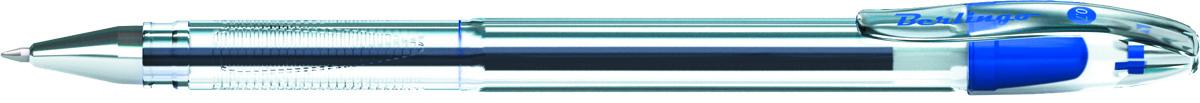 Berlingo Ручка шариковая Techno-Ball цвет чернил синийCBp_70882Чернила шариковой ручки на маляной основе Berlingo Techno-Ball гарантируют мягкое ровное письмо даже при низких температурах.Легкий корпус с рельефным упором треугольной формы делает ее использование максимально комфортным, а колпачок с клипом позволяет удобно располагать ручку в кармане пиджака или рубашки.